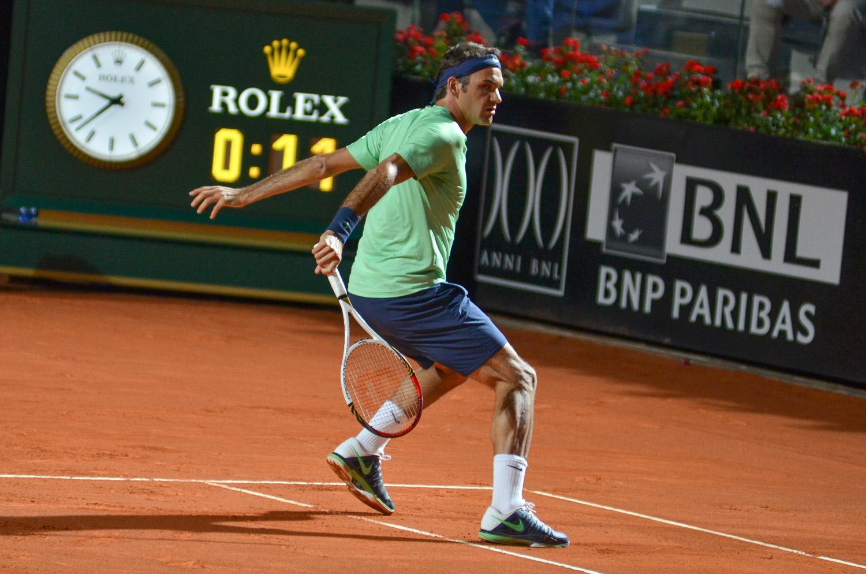 Roger Federer a Rafael Nadal ve výjimečném finále…a pár fotek k tomu