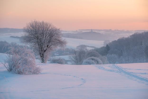 Český ráj v zimě (Humprecht)