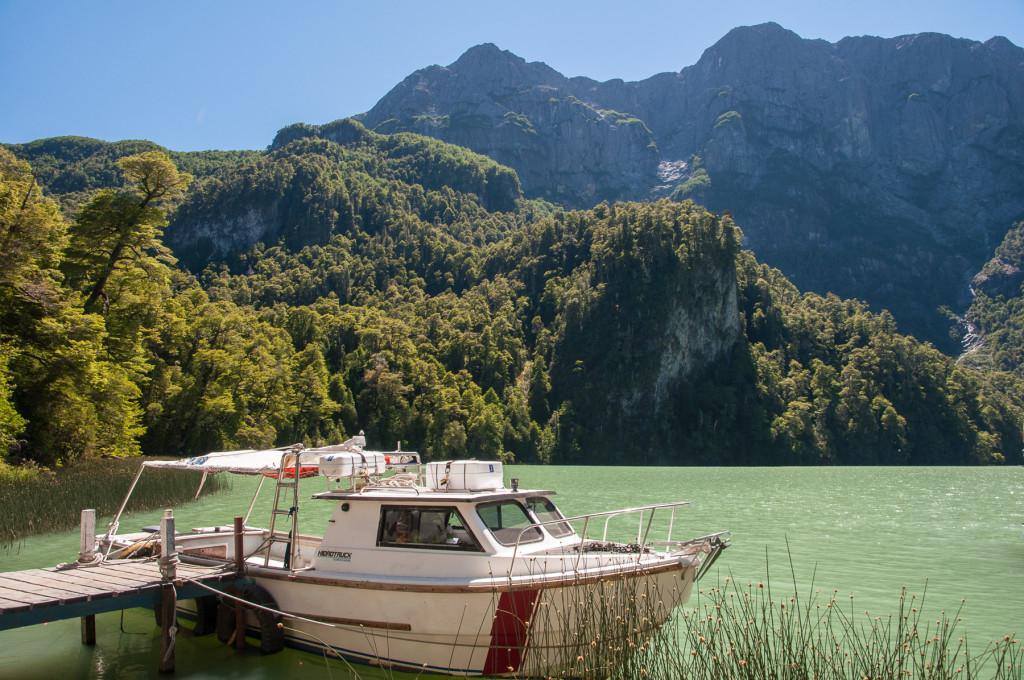 Plabka přes tři jezera z Argentiny do Chile