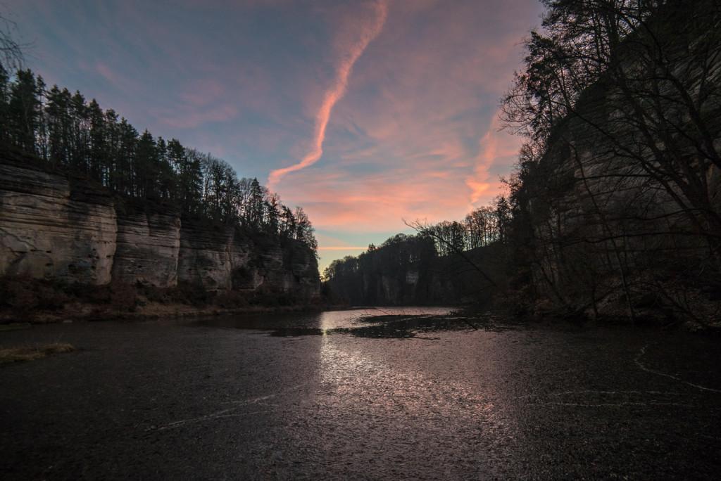 rybník Obora, Český ráj