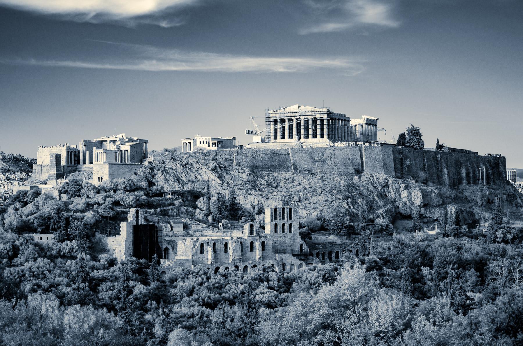 Pohlednice z Atén