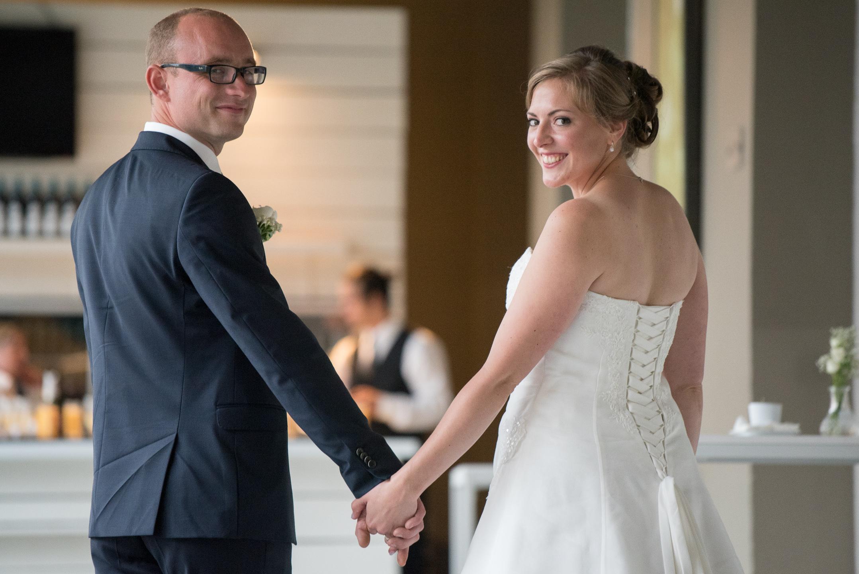 Svatba v Bruselu: Lisa a Johan
