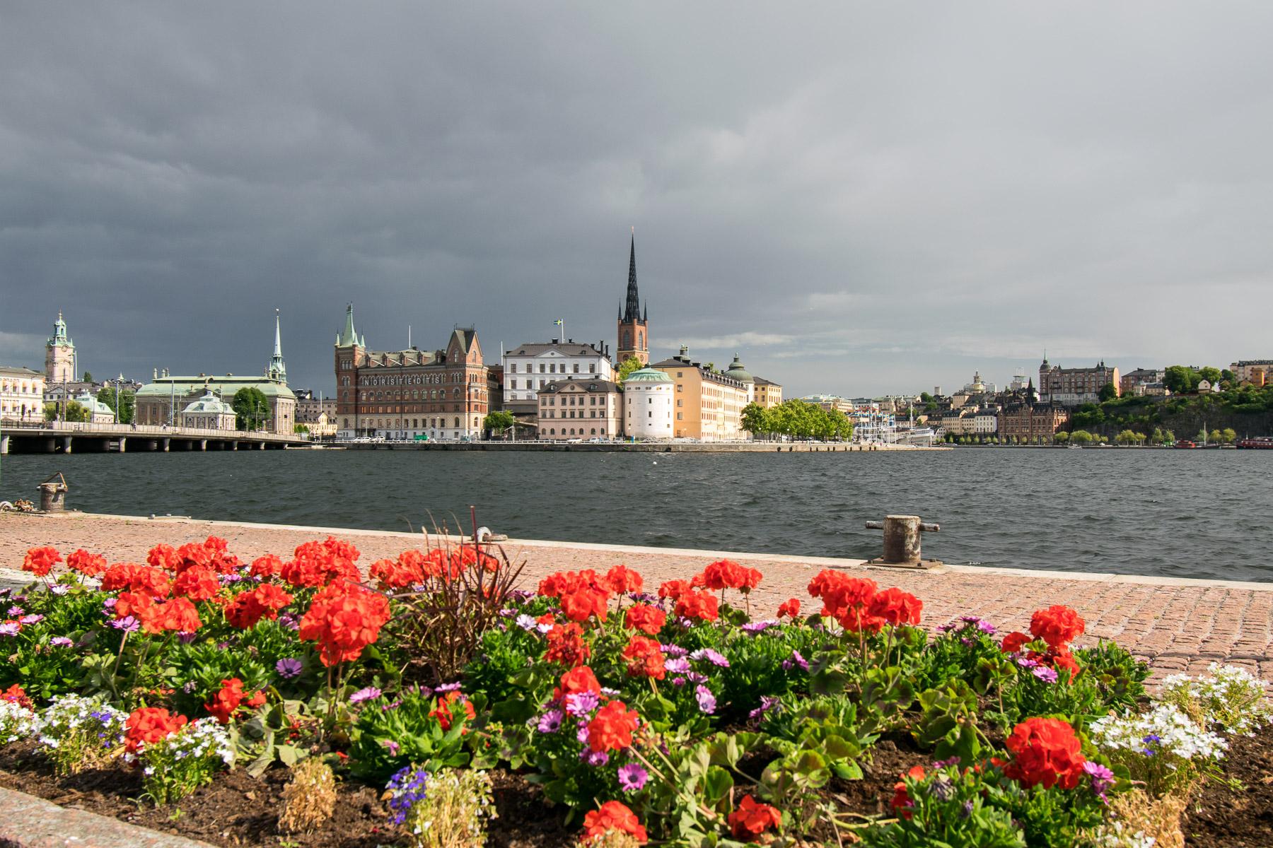 Tip na procházku Stockholmem