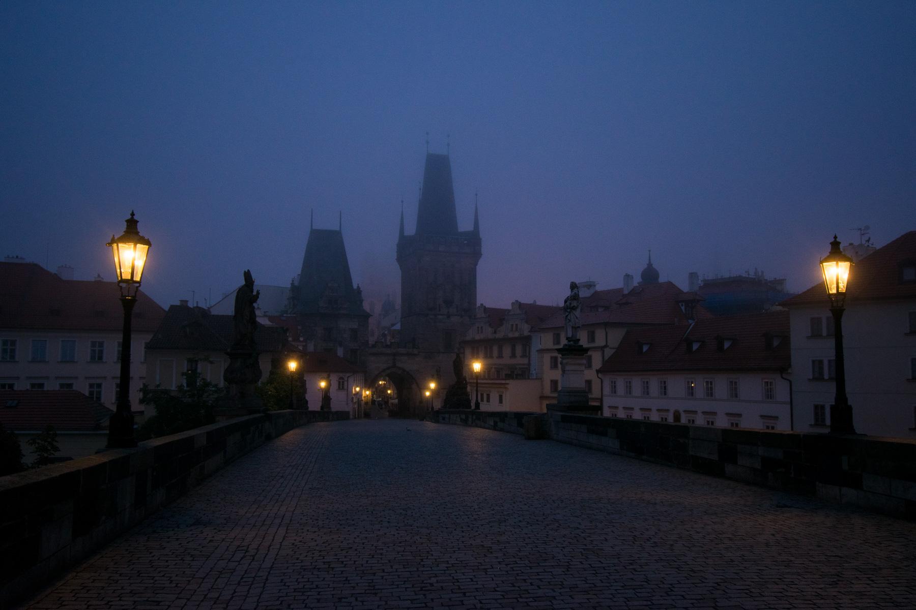 Praha – pár momentek