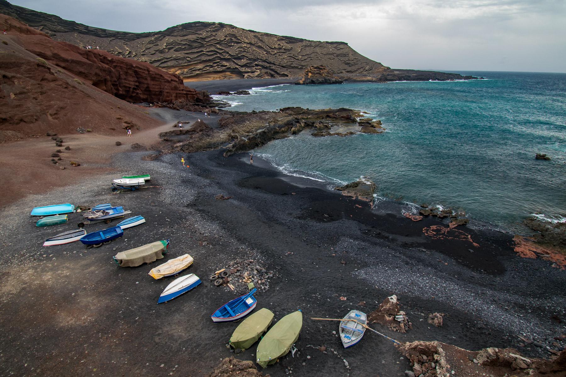 Objevuji Kanárské ostrovy – den čtvrtý: Lanzarote