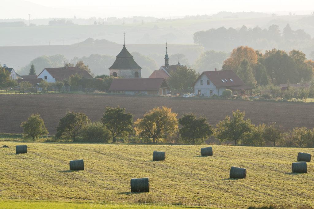 Vesnice Nepřívěc (v Českém ráji)