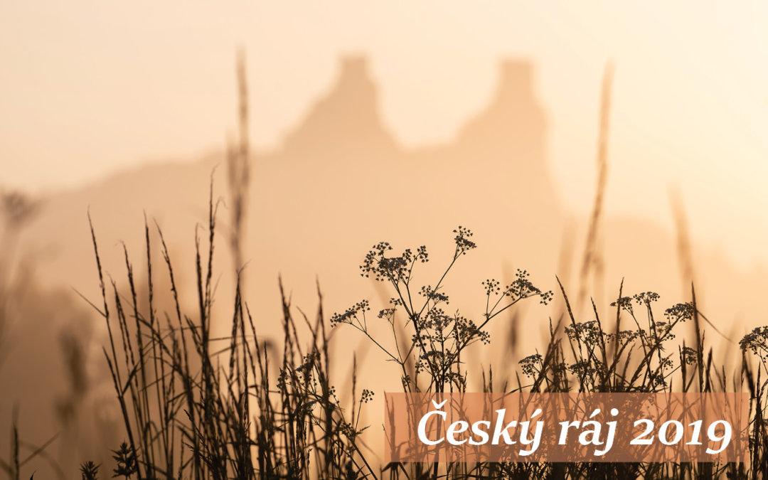 Foto-kalendář Český ráj 2019 kobjednání