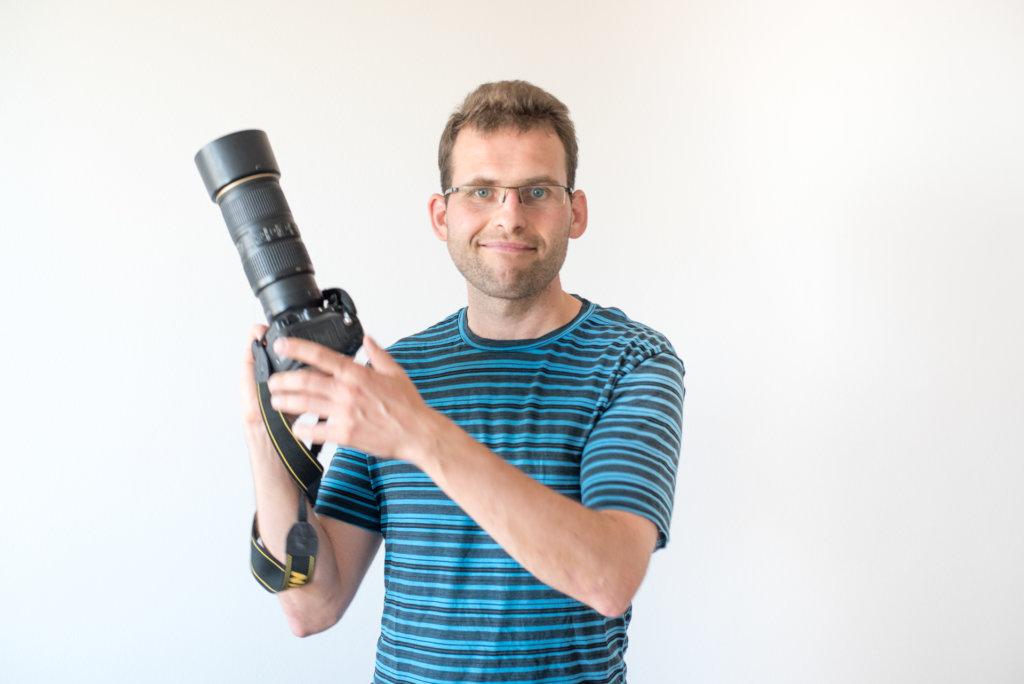 Václav Bacovský - fotograf na volné noze