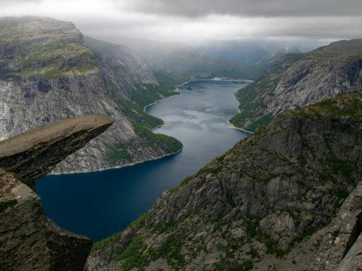 Norsko: hory, fjordy, ledovce a vodopády