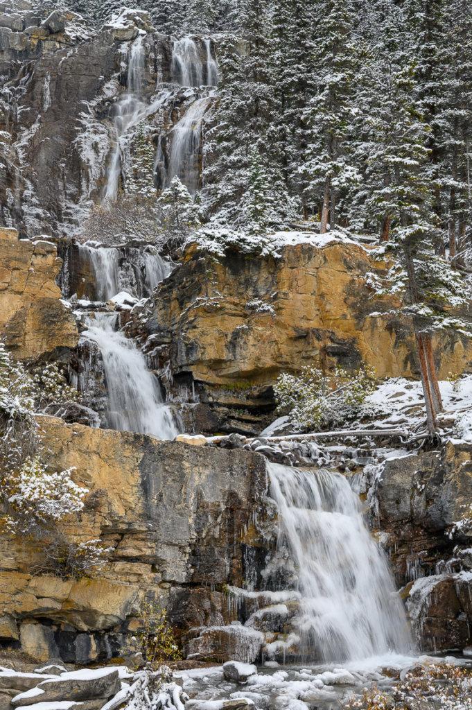 Kanadské Rocky Mountains: národní park Jasper
