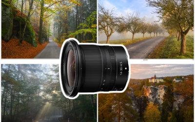 Nikon Z 14-30mm f/4 S – moje nové nejoblíbenější sklo
