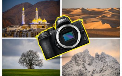 Recenze Nikon Z50 vsetu sDX objektivyNikkor Z 16-50mm a 50-250mm